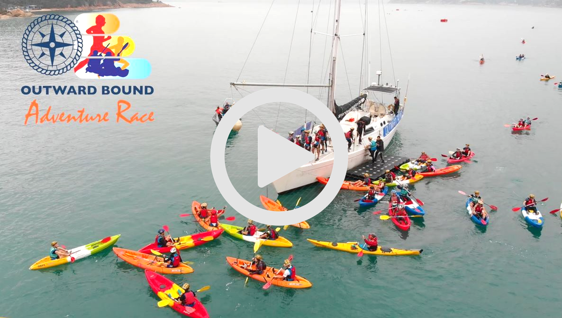 Outward Bound Adventure Race 2019 - Water Section